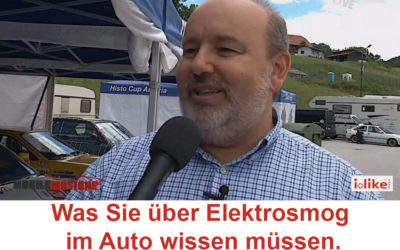 Elektrosmog im Auto