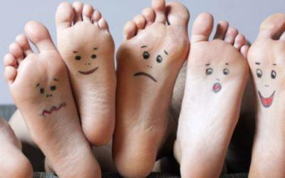Körper Entgiften unterstützen mit Fussreflexzonen Massage