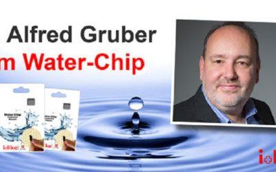 Dr. Alfred Gruber zum Wasser-Chip