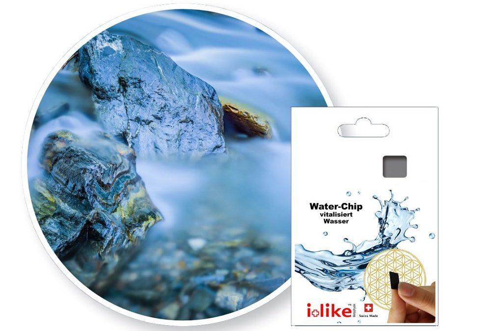 Zum Weltwassertag Wasser-Chip 2 für 1 Aktion