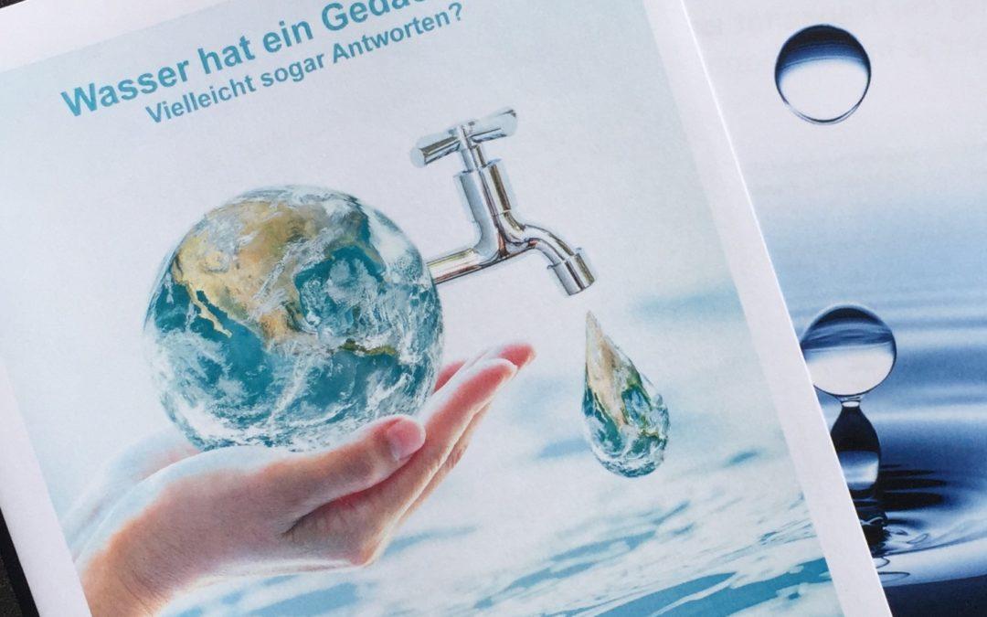 Lebenselixier Wasserinformation